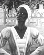 Marie-Joseph Angélique set fire to her owner's house 